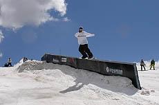 snowboard les 2 alpes