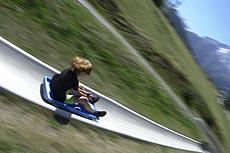 bob e attività sportive a les deux alpes