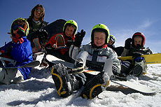 snowboard bambini