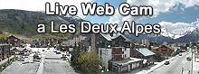 live web cam a les deux alpes