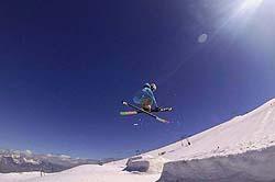 scuola sci les deux alpes free style