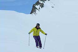 scuola sci les deux alpes lezioni individuali