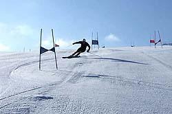scuola sci les deux alpes race 1