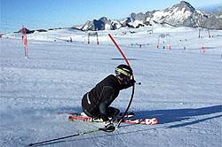 scuola sci les deux alpes race 2