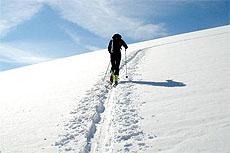sci alpinismo les deux alpes