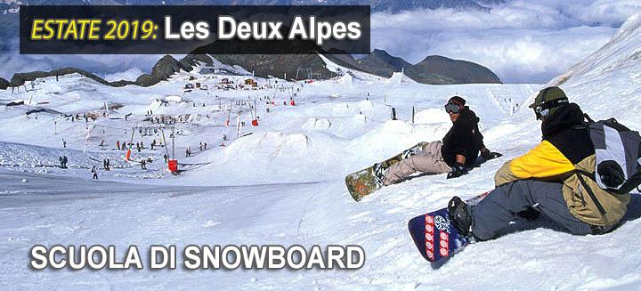les-deux-alpes-scuola-di-snowboard-giusta